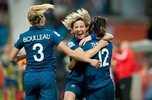 Frankreich greift nach Gruppensieg