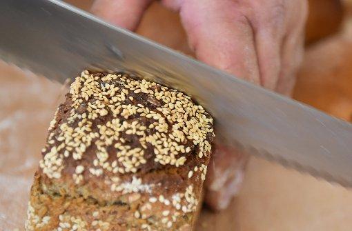 Brotbacken liegt wieder im Trend