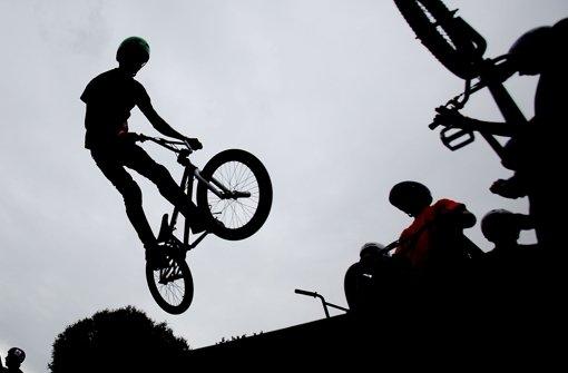 BMX-Strecke statt Tennenplatz