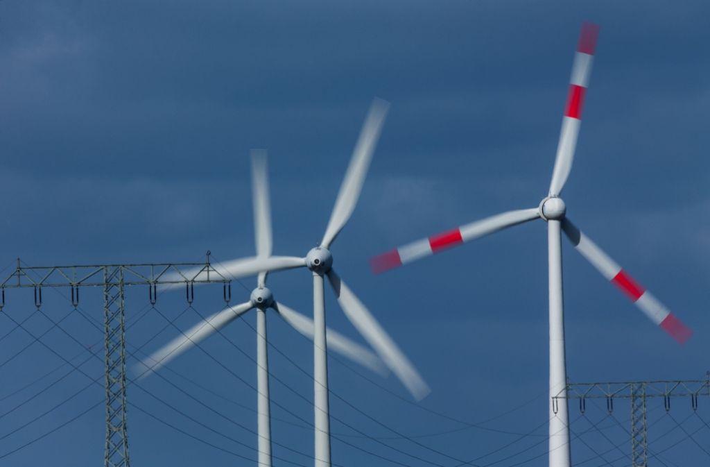 Bund und Länder wollen den Ausbau der Windkraft drosseln. Foto: dpa-Zentralbild