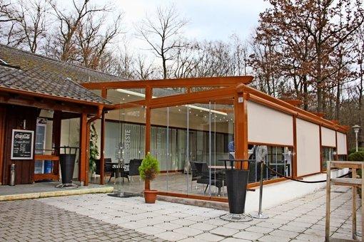 Neue Terrasse soll mehr Gäste locken