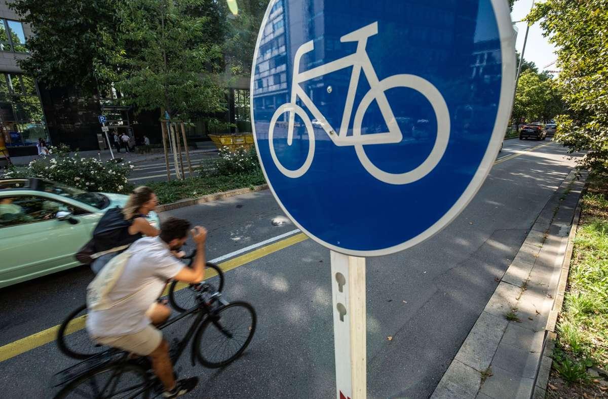 Am Wochenende sind unter anderem in Stuttgart, Esslingen und Tübingen Fahrraddemos geplant. (Symbolfoto) Foto: Leif Piechowski/Leif Piechowski