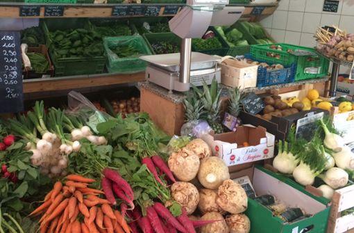 Hier gibt es Gemüse und Obst direkt vom Erzeuger