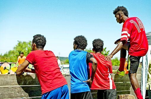 Auch volljährige Flüchtlinge  bleiben in der Jugendhilfe