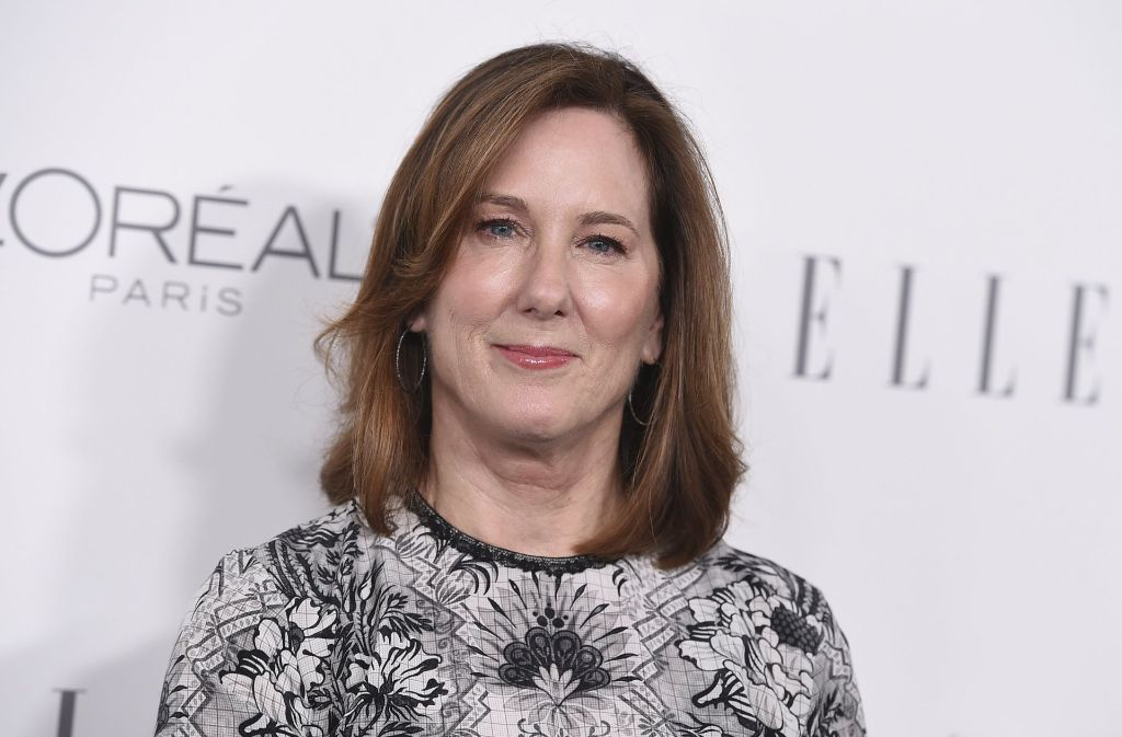 Kathleen Kennedy fordert einen tiefgreifenden Wandel der Filmbranche. Foto: Invision/AP