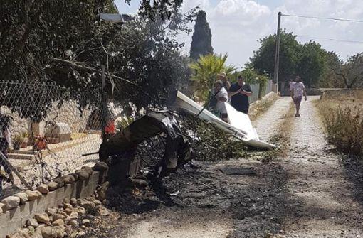 Mehrere Menschen sterben bei Kollision von Flugzeug und Hubschrauber