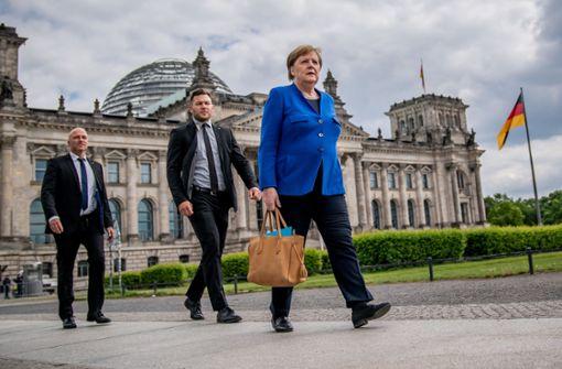 """""""Mich schmerzt das"""" – Angela Merkel macht Russland schwere Vorwürfe"""