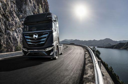 Iveco will in Ulm Brennstoffzellen-Lastwagen bauen