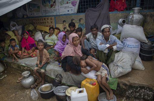 UN bereitet sich auf weiteren Exodus der Minderheit vor