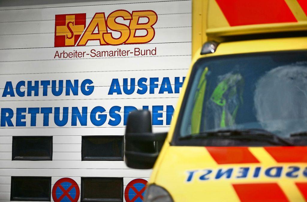Die Ditzinger Rettungswache soll um einen zweiten Standort speziell für den Notarzt erweitert werden. Foto: factum/Archiv