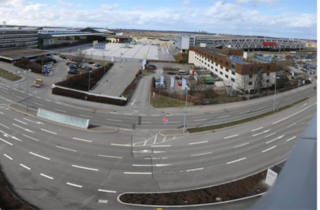 In welcher Form der Flughafen ans Gleisnetz angeschlossen wird, ist eine Frage des Geldes. Foto: Achim Zweygarth