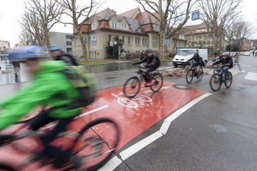 Alleenstraße soll Fahrradstraße werden