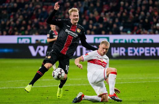 Julian Brandt wechselt wohl zu Borussia Dortmund