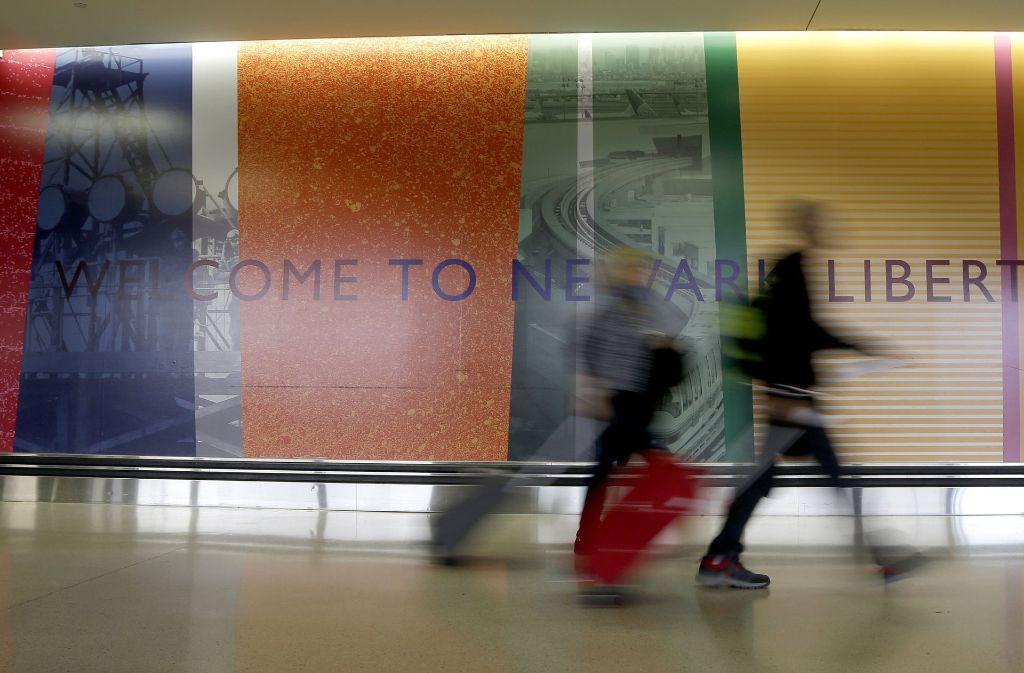 In den USA soll ein Zusatz in den Reisepass gedruckt werden (Symbolbild). Foto: AP