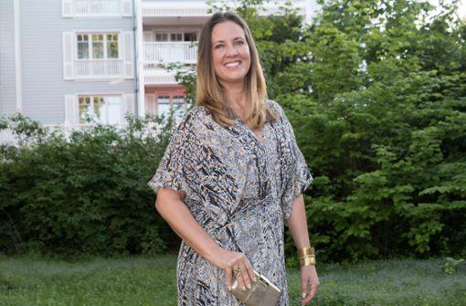 Dana Schweiger flieht im Pyjama vor den Bränden