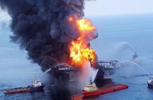 BP will 20 Milliarden Dollar von Halliburton