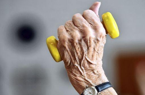 Fünf Tipps, um auch im Alter noch fit zu sein