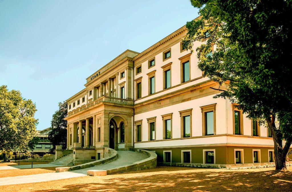 Im Wilhelmspalais wird der Hugo-Häring-Preis verliehen. Alle Bewerber finden Sie in unserer Bilderstrecke. Foto: 7aktuell.de/Florian Gerlach