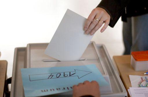 Koalition will Hürden im Wahlrecht für Behinderte abbauen
