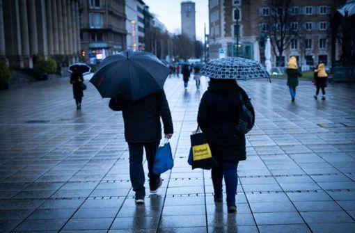 Regen und Schnee in Baden-Württemberg erwartet
