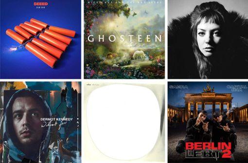 Rock- und Pop-CDs der Woche