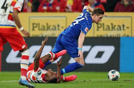 Schalke 04 tritt weiter auf der Stelle
