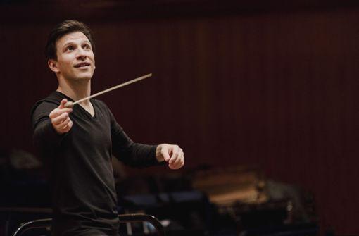 Der lächelnde Dirigent