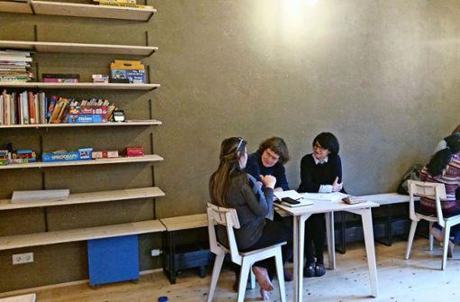 Freundeskreis West organisiert  Lerngruppen