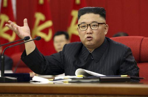 Der plötzliche Gewichtsverlust des Kim Jong-un