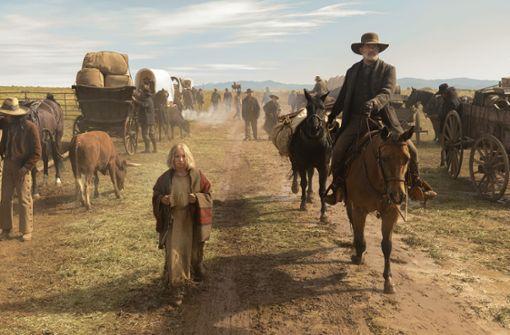 Tom Hanks und Helena Zengel als verlorene Seelen