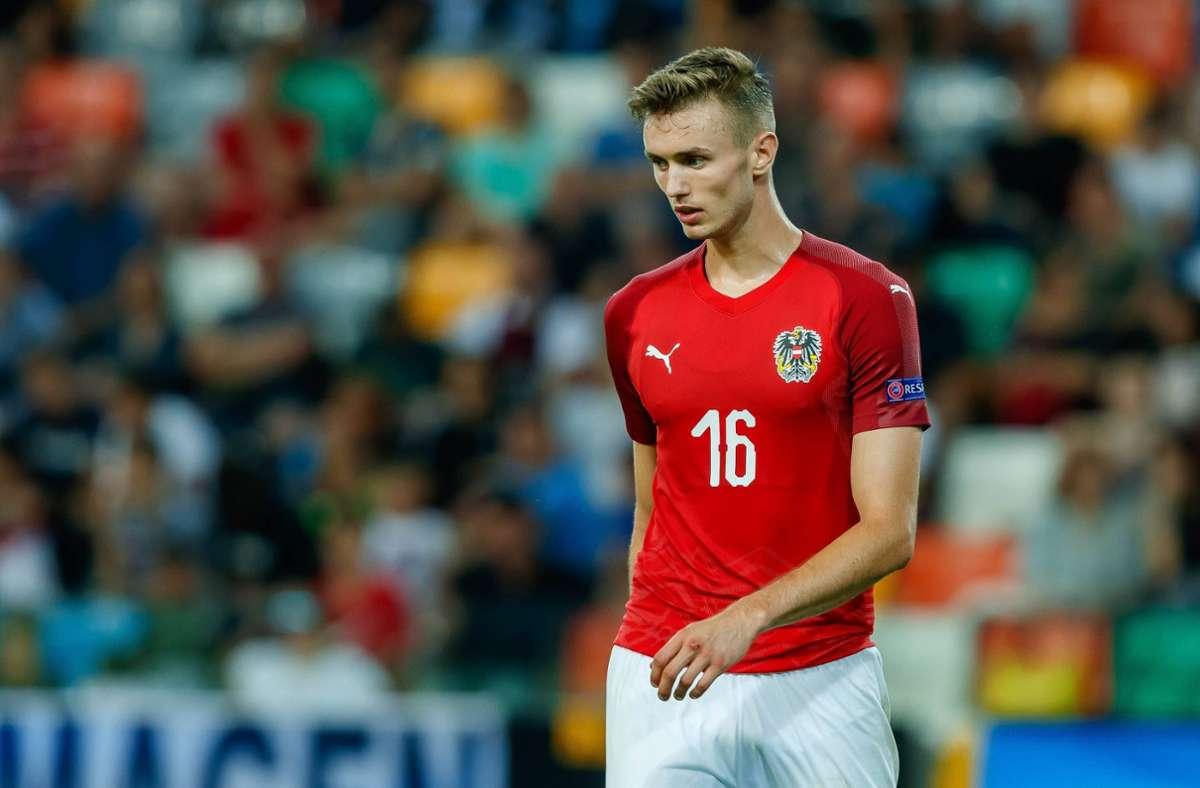 Sasa Kalajdzic steht vor seinem Debüt in der österreichischen A-Nationalmannschaft. Foto: imago/Roland Krivec