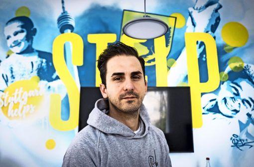 Stuttgarter hilft auf griechischen  Inseln