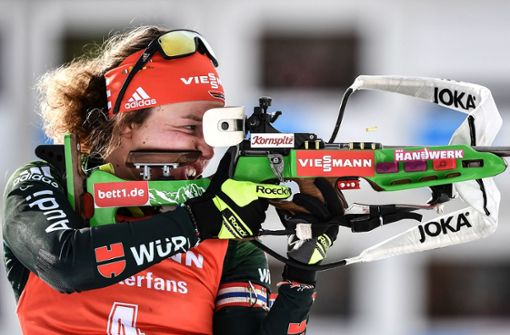 Laura Dahlmeier holt 20. Weltcupsieg