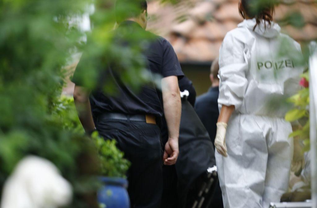 Nach der Bluttat in der Gerokstraße: Der Täter soll verarmt und vereinsamt gewesen sein Foto: 7aktuell.de/Schmalz