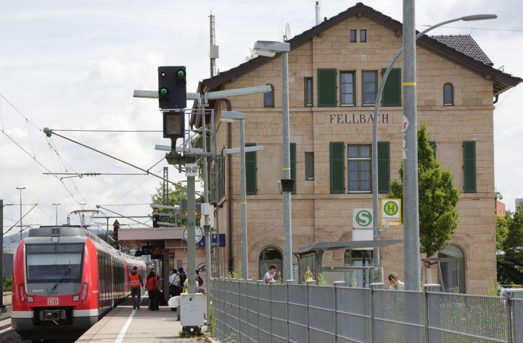"""Das DB-Reisezentrum soll geschlossen werden – dafür ist die Beratung per Video in einem """"Pavillon"""" am Bahnhof Mitte nächsten Jahres geplant.Foto: Patricia Sigerist Foto: /Patricia Sigerist"""