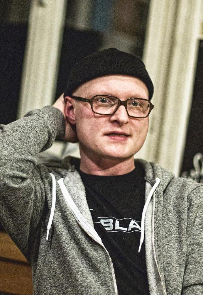 ... der Komma-Jugendarbeiter und Reiseorganisator Jörg Freitag erzählt. Foto: Rudel (Archiv)
