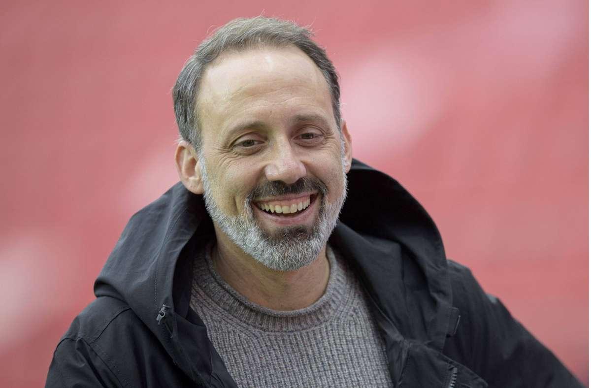 Der Führungsstil von VfB-Trainer Pellegrino Matarazzo kommt bei den Spielern gut an. Foto: imago//Anke Waelischmiller