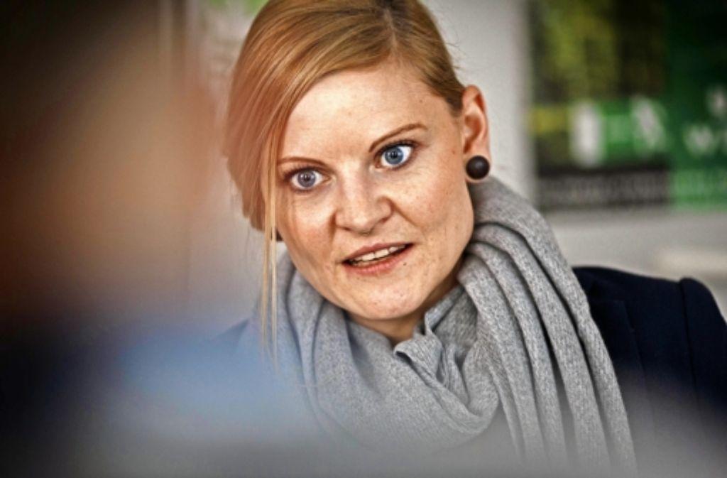 Sonja Großhans sieht die Zunahme von  fremdenfeindlichen Äußerungen mit Sorge. Foto: Gottfried Stoppel