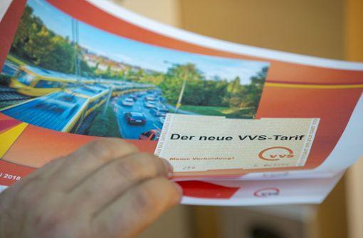 Trotz VVS-Rekord nicht weniger Autoverkehr?