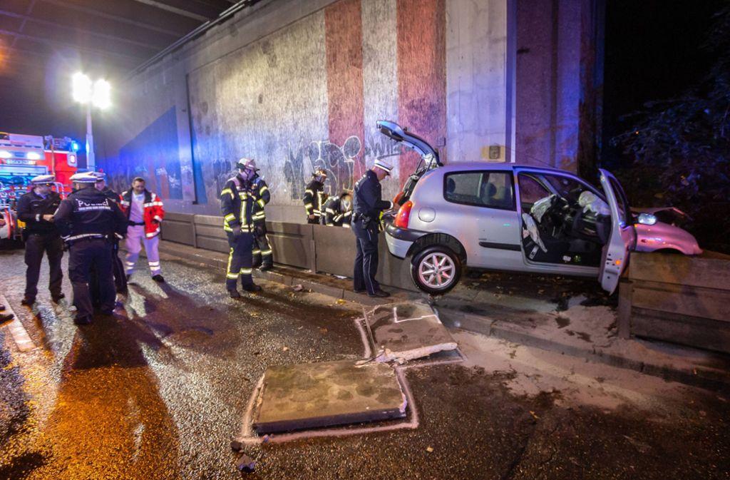 Der 23-Jährige war nicht im Besitz eines Führerscheins. Foto: 7aktuell.de