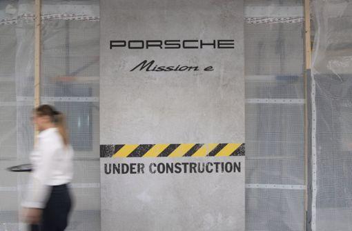 Porsche will sechs Milliarden Euro für E-Mobilität ausgeben
