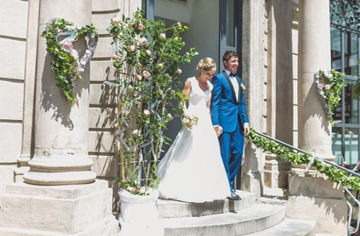 Die schönsten Orte für eine romantische Hochzeit