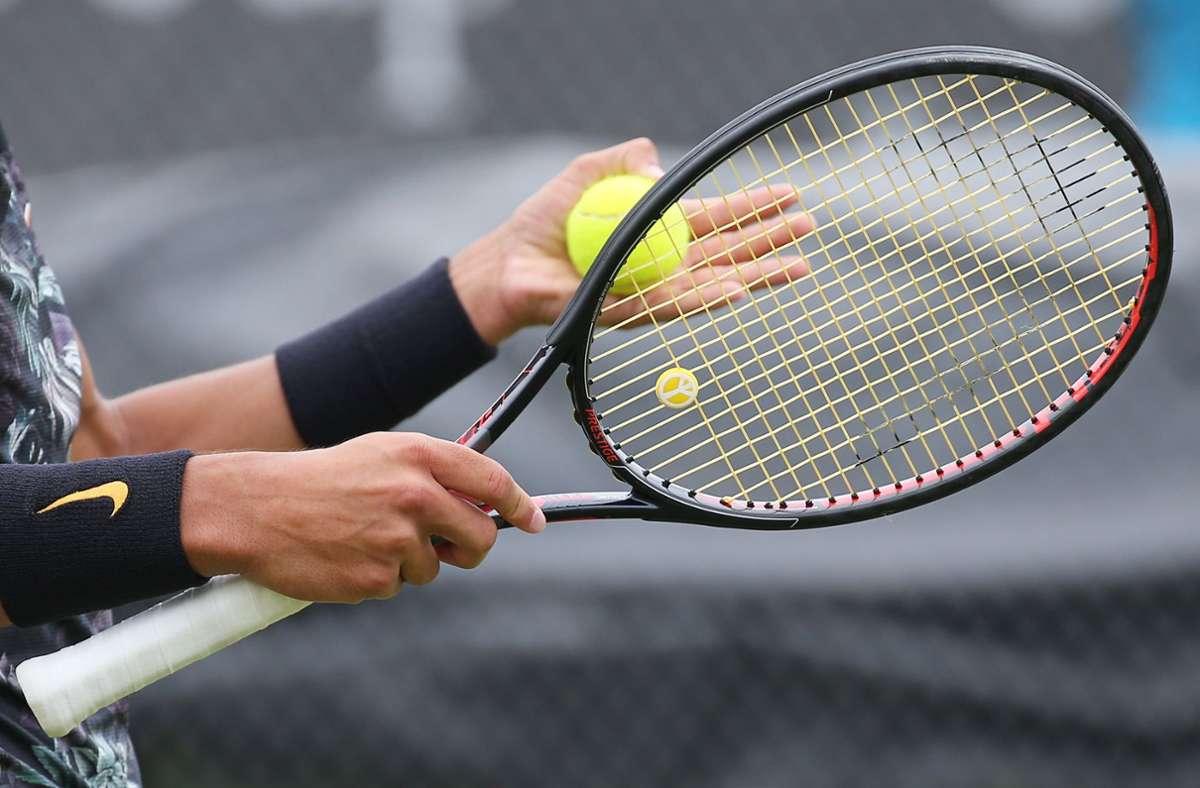 Erhebliche finanzielle Unregelmäßigkeiten beim Württembergischen Tennis-Bund Foto: Baumann