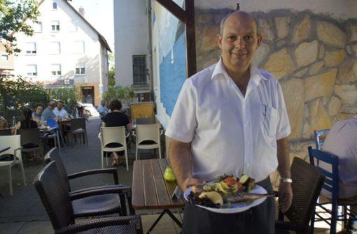 Essen wie in einer griechischen Taverne