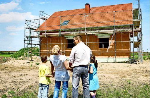 Steigende Risiken bei der Baufinanzierung