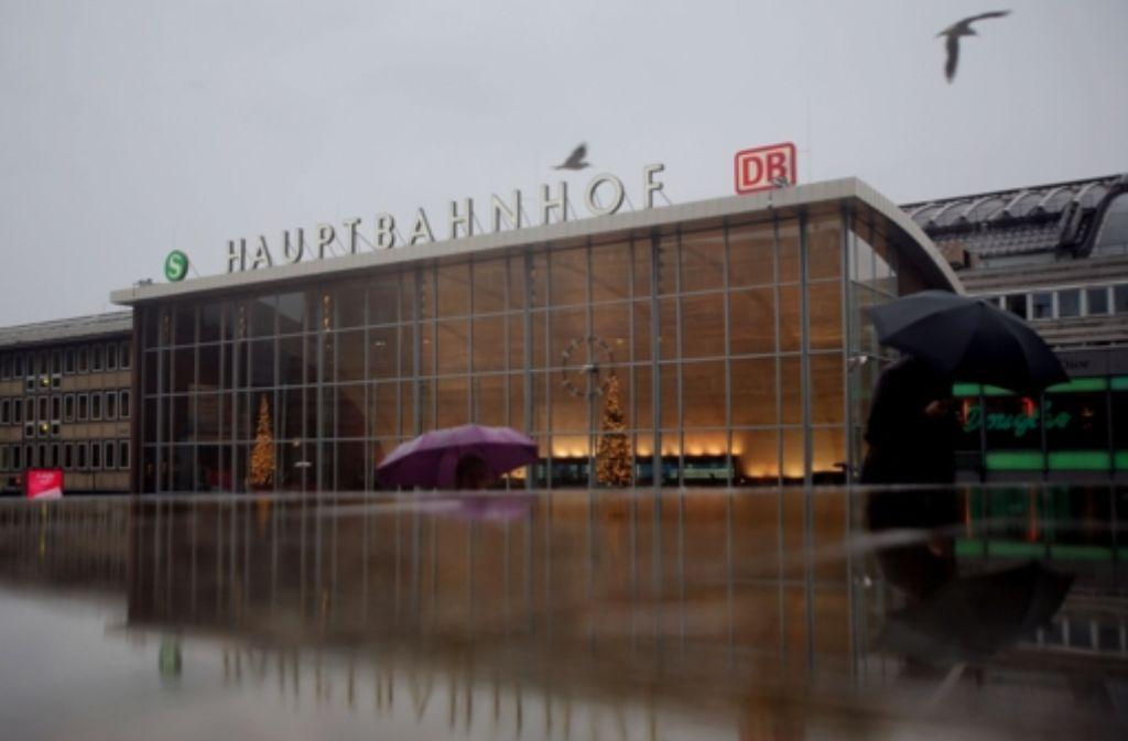 Am Kölner Hauptbahnhof ereigneten sich in der Silvesternacht dramatische Szenen. Foto: dpa