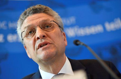 Lothar Wielers Appell an die Bevölkerung