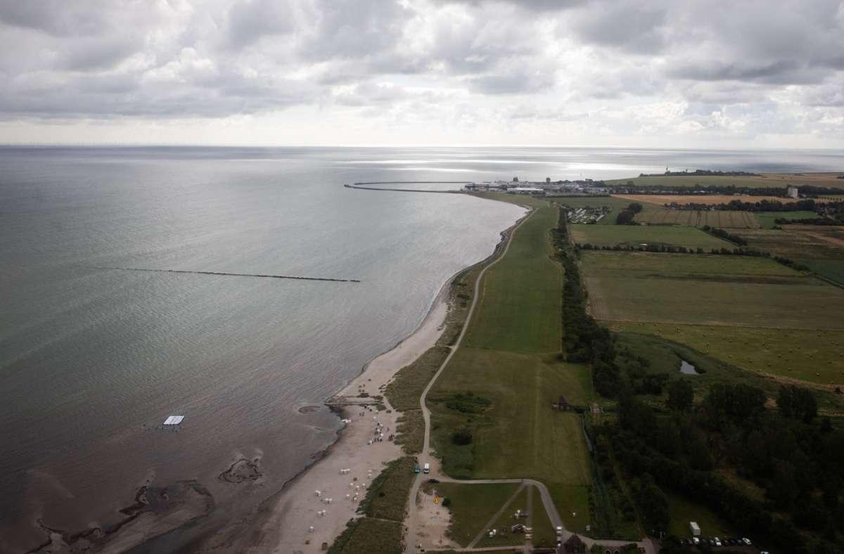 Der vorgetäuschte Tod eines Mannes in der Ostsee sollte Millionen einbringen (Symbolbild). Foto: dpa/Christian Charisius
