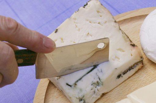 Gorgonzola mit Listerien belastet