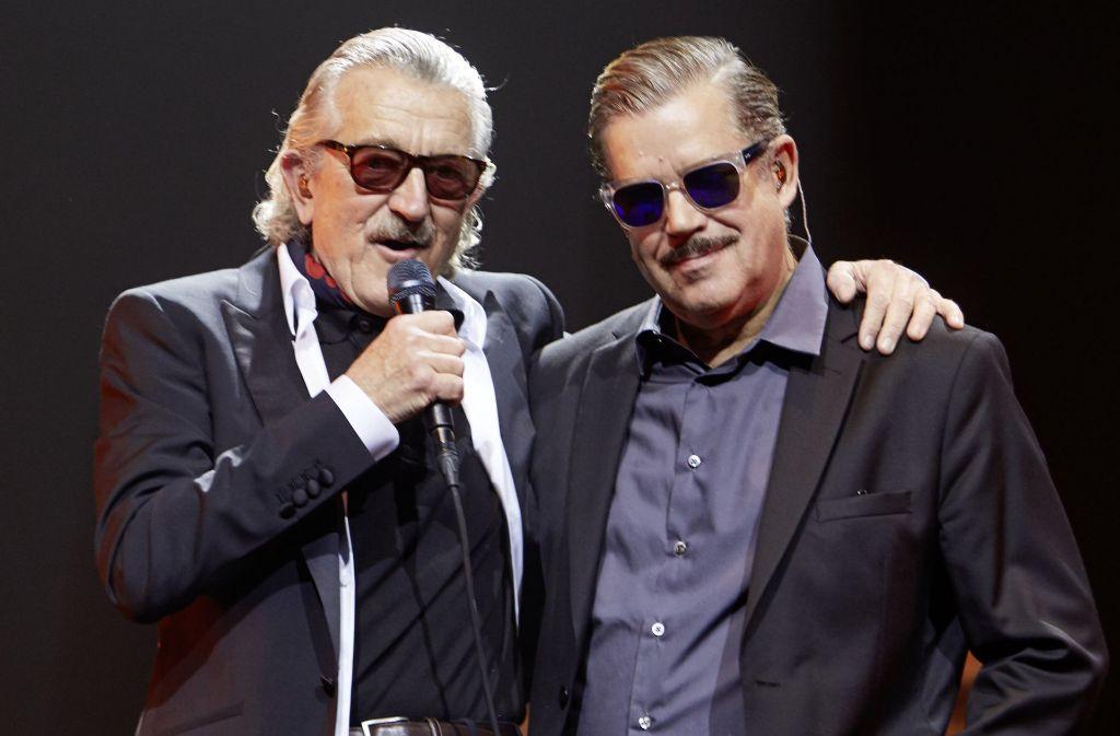 Dieter Meier (links) und Boris Blank sind Yello Foto: Universal